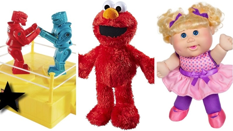 Is your memory sharp enough to identify these classic toys? 10