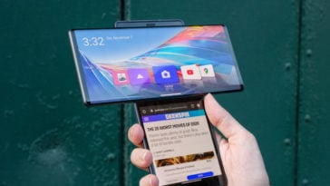 LG Wing 5G review: Thinking outside the box 13