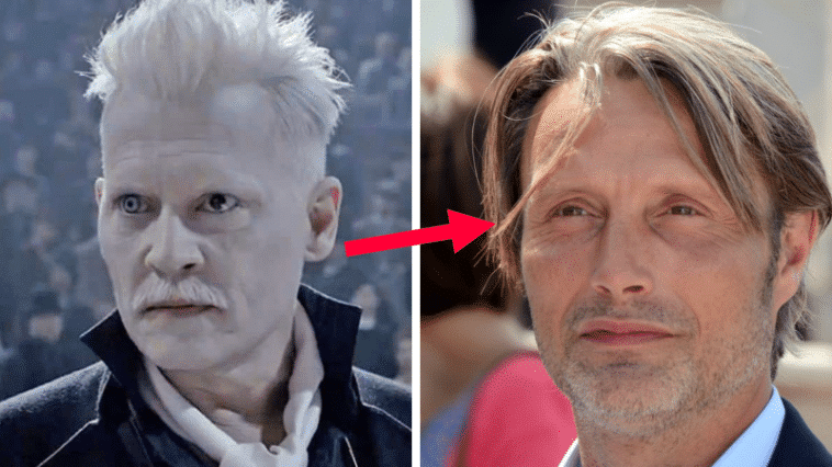 Mads Mikkelsen to replace Johnny Depp in Fantastic Beasts franchise 12