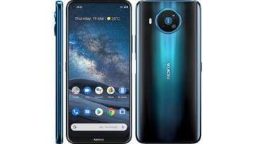 The Nokia 8 V 5G UW is coming to Verizon 23