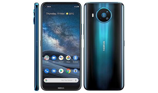 The Nokia 8 V 5G UW is coming to Verizon 14