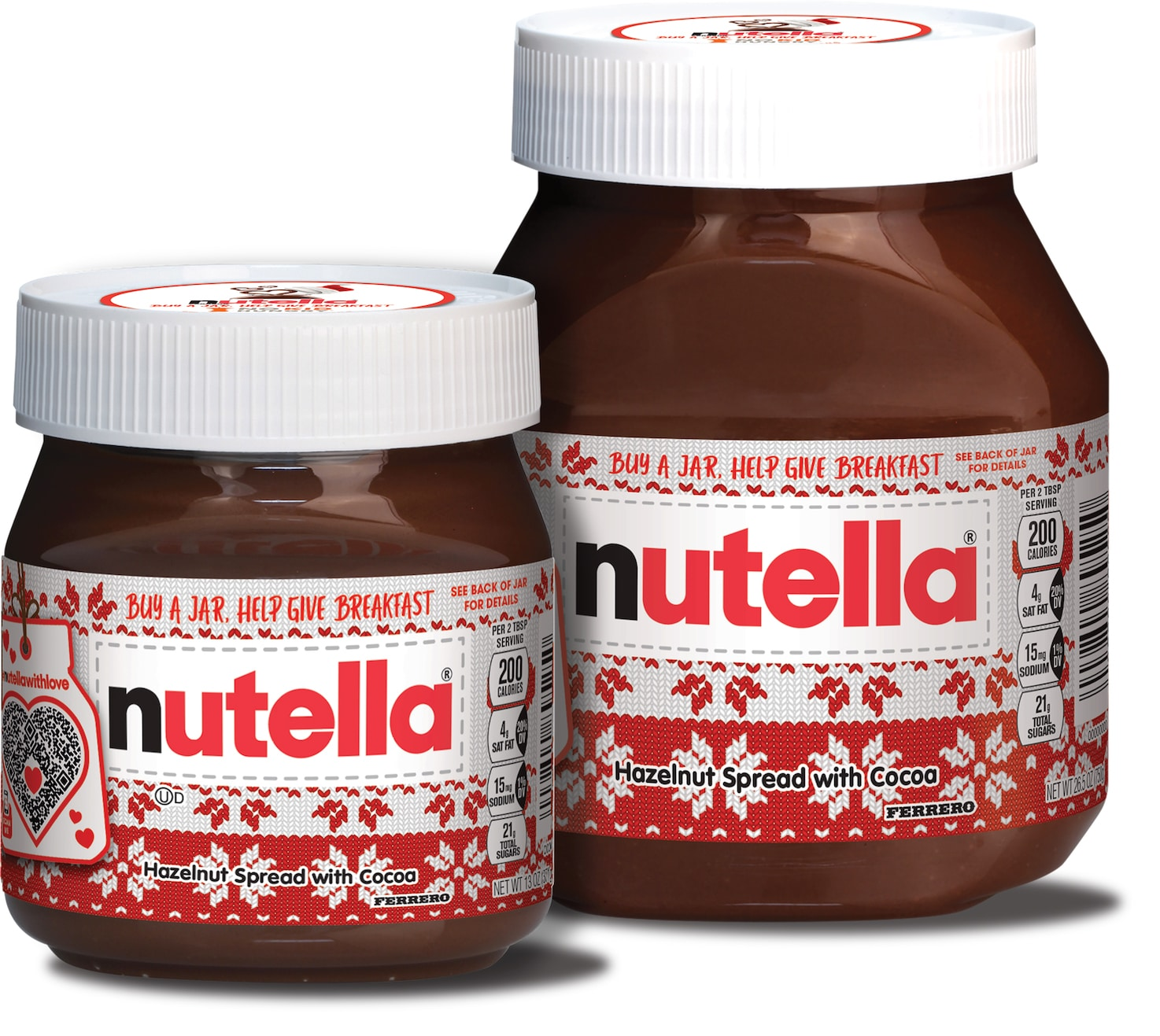 Nutella's DIY Holiday Breakfast Kit includes everything you need to make gingerbread pancakes 14