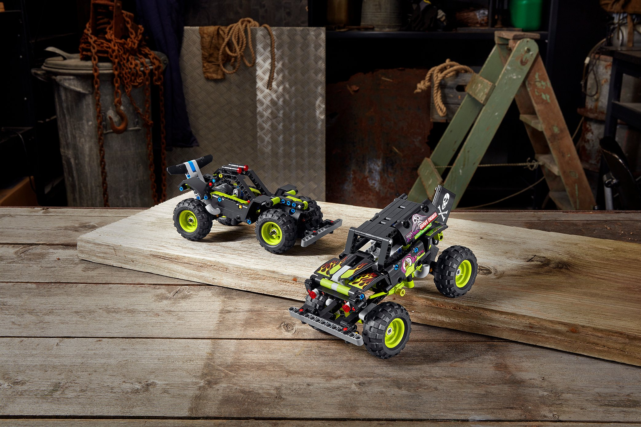 LEGO Technic Monster Jam series gets two new monster truck replicas 15