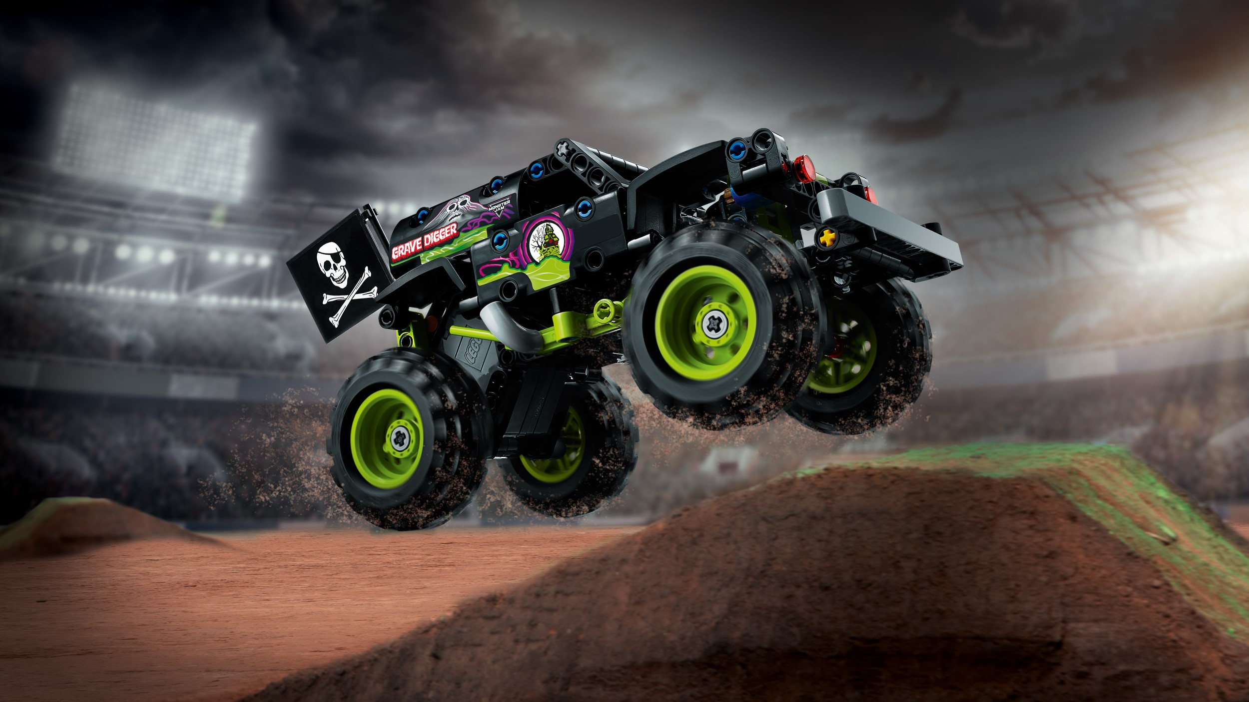 LEGO Technic Monster Jam series gets two new monster truck replicas 13