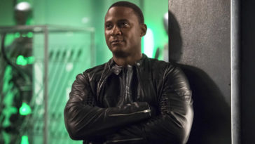 Arrow's David Ramsey will play a mystery character in Legends of Tomorrow season 6 19