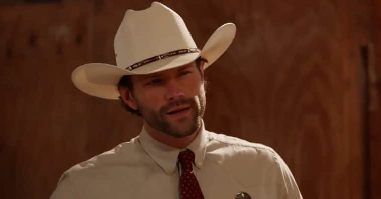 Walker trailer introduces Jared Padalecki as a troubled Texas ranger 12