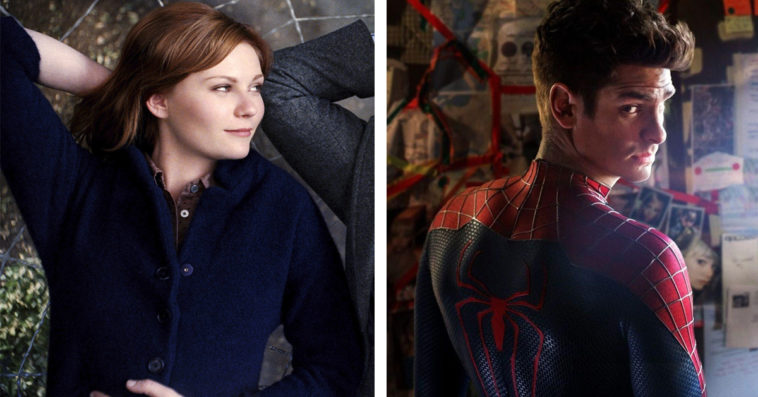 Andrew Garfield and Kirsten Dunst are reportedly coming back for Spider-Man 3 11