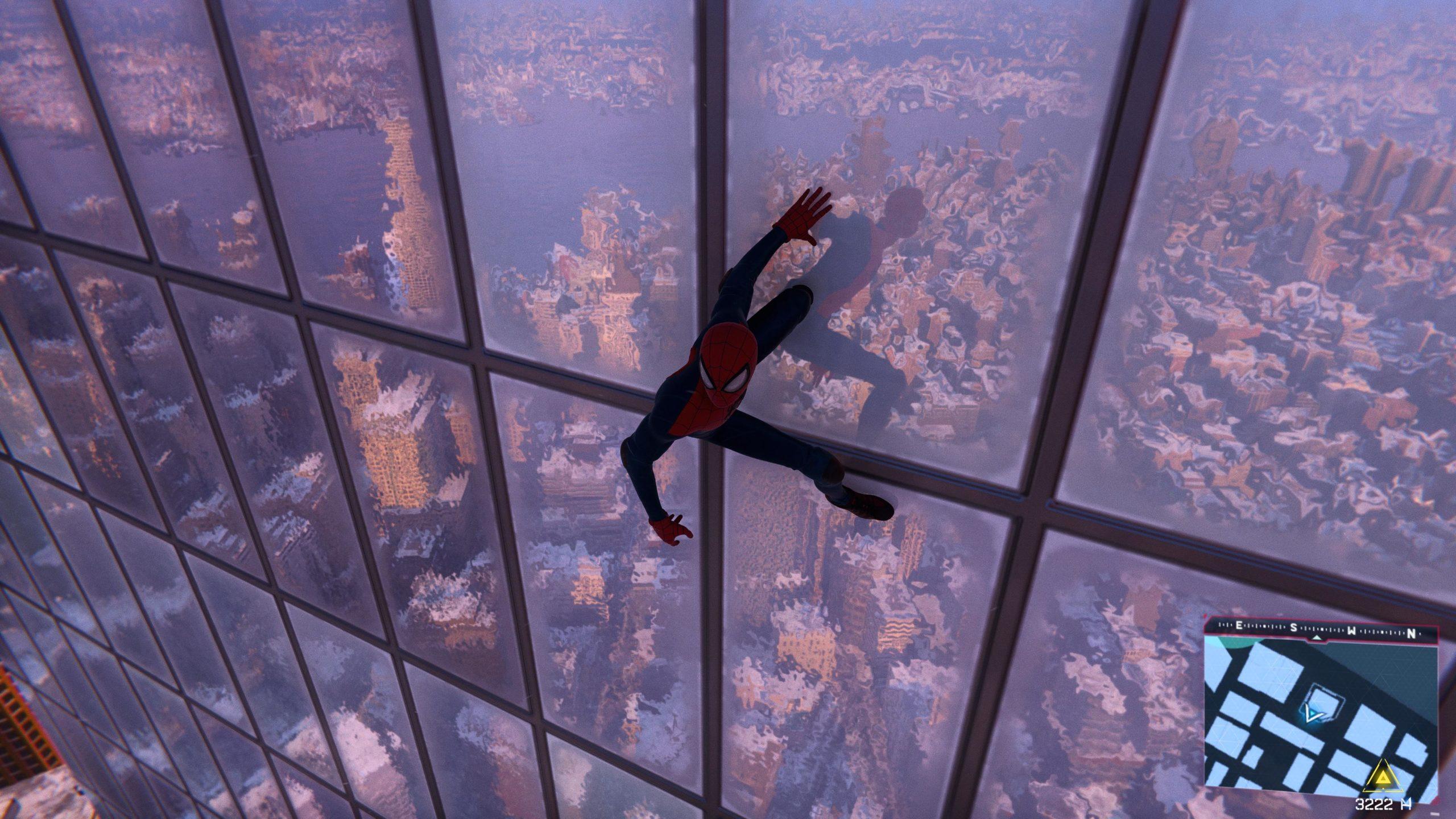 Marvel's Spider-Man: Miles Morales Fidelity mode