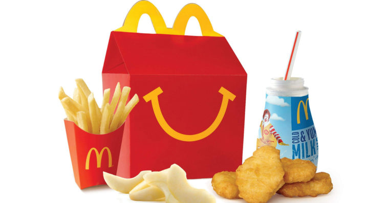 Here's why McDonald's Happy Meal will likely get costlier in 2021 11