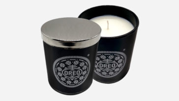 Oreo is selling a candle that smells just like the cookie 13