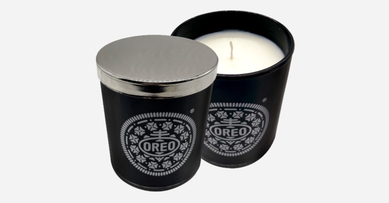 Oreo is selling a candle that smells just like the cookie 20