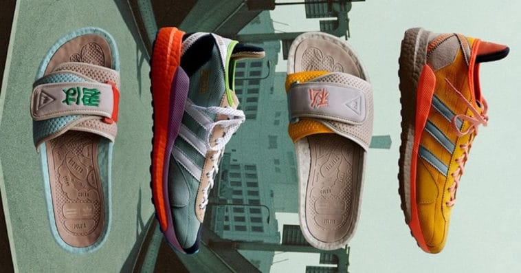 Pharrell Williams and Nigo celebrate their friendship with a new Adidas collection 12