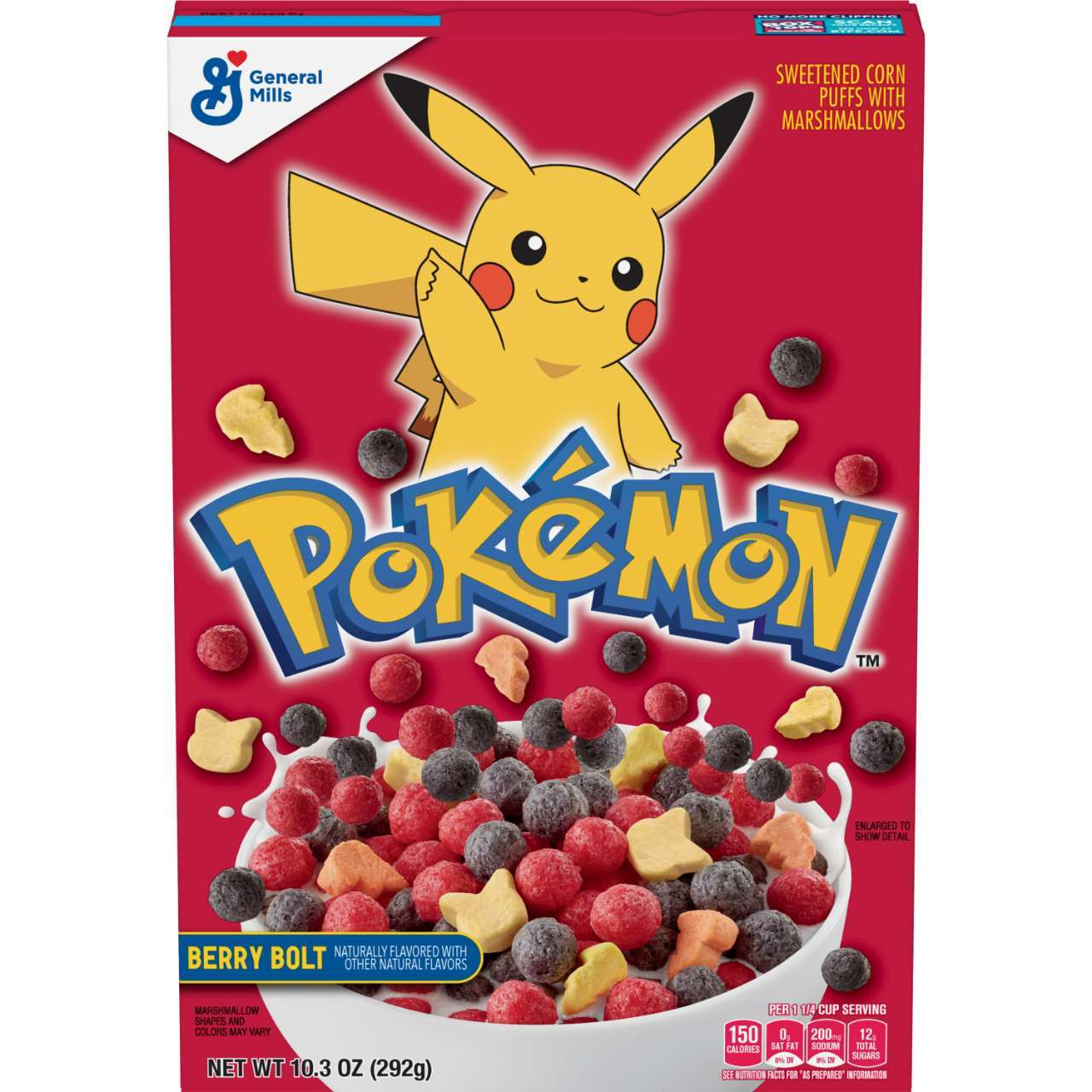 General Mills is releasing 16 new cereals including Pokémon and Sesame Street 12