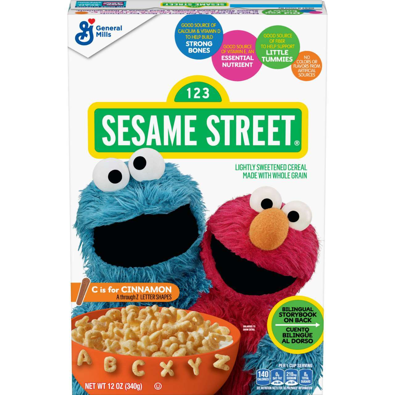 General Mills is releasing 16 new cereals including Pokémon and Sesame Street 14