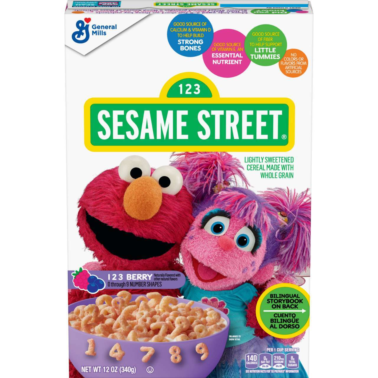 General Mills is releasing 16 new cereals including Pokémon and Sesame Street 15