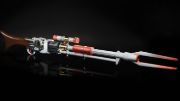 A Nerf replica of The Mandalorian Amban Phase-Pulse Blaster is now available for preorder 16