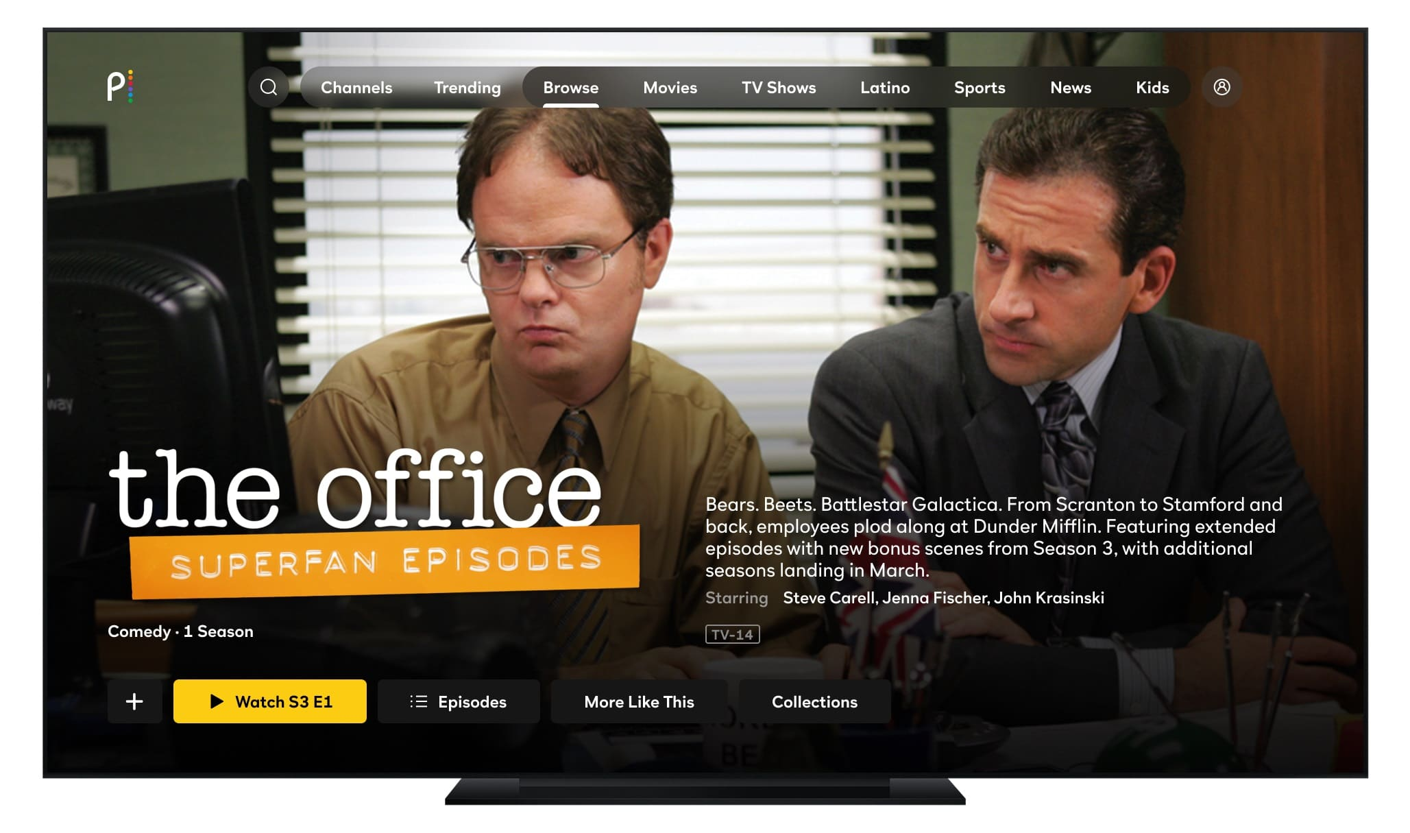 The Office Superfan Episodes on Peacock