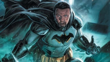 DC Comics announces Tim Fox as the next Batman 12