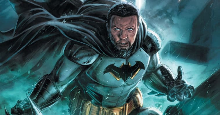 DC Comics announces Tim Fox as the next Batman 13