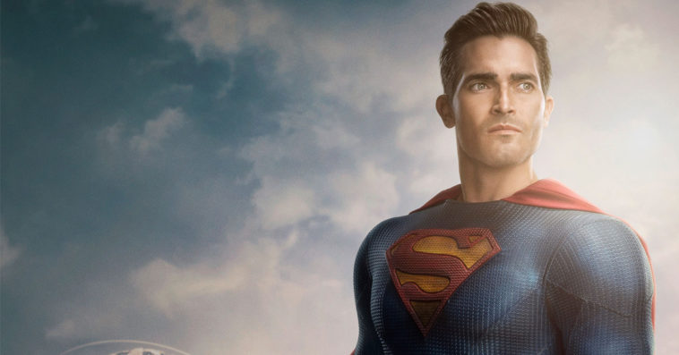 Superman & Lois unveils Tyler Hoechlin's new Man of Steel suit 12