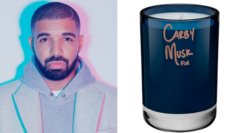 The Drake-scented candle is already sold out 13