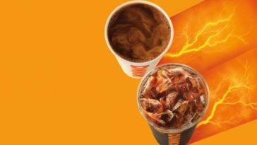 Dunkin Donuts unveils new Extra Charged Coffee and Dunkfetti Donut 17