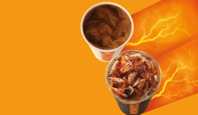 Dunkin Donuts unveils new Extra Charged Coffee and Dunkfetti Donut 13