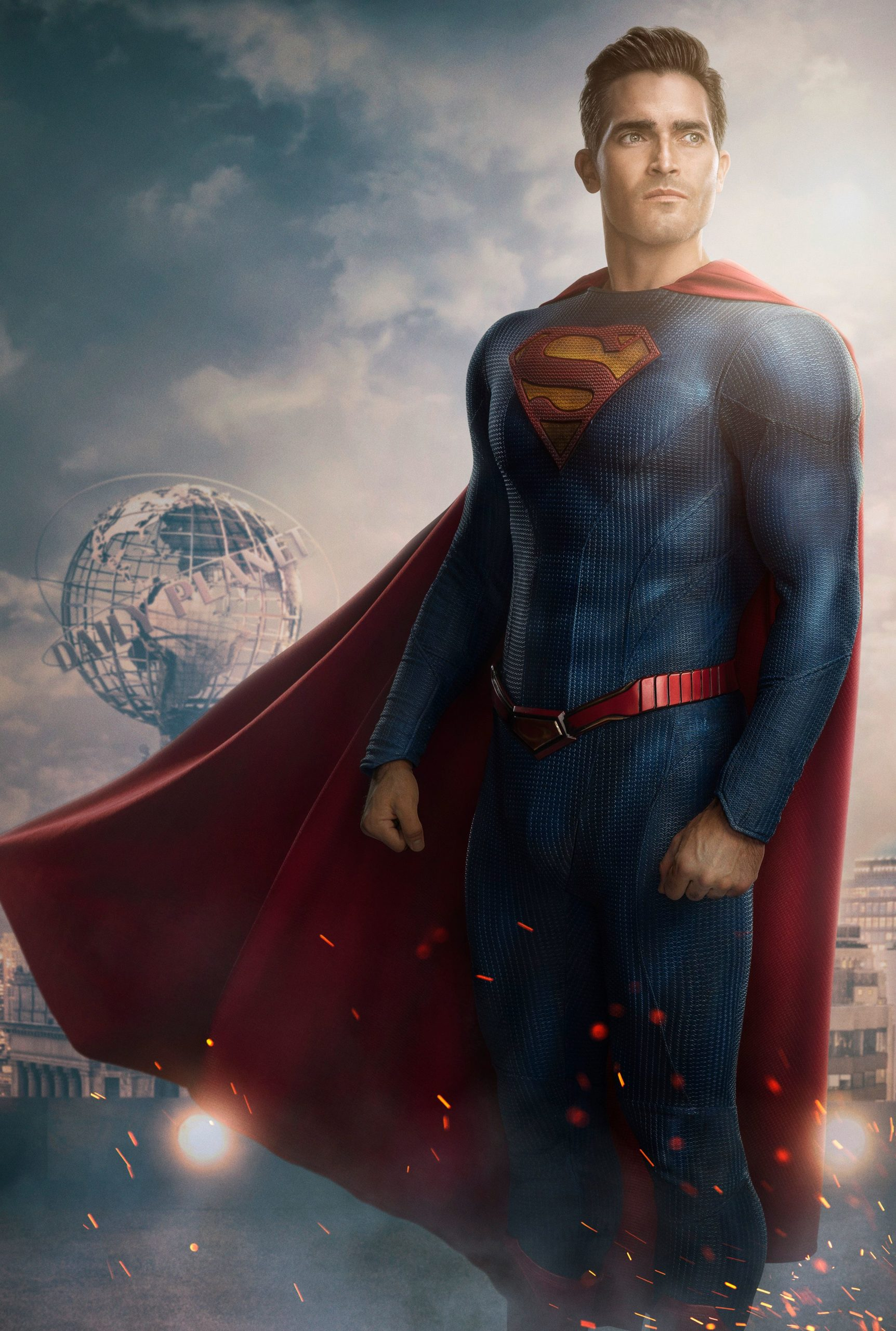 Superman & Lois unveils Tyler Hoechlin's new Man of Steel suit 13