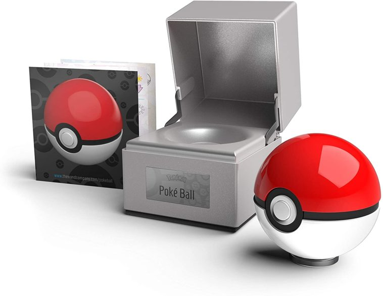 Official Poké Balls replicas light up just like the real thing 13