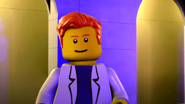 Rick Astley's 'Never Gonna Give You Up' gets the LEGO treatment 20
