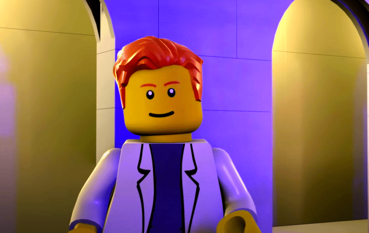 Rick Astley's 'Never Gonna Give You Up' gets the LEGO treatment 12