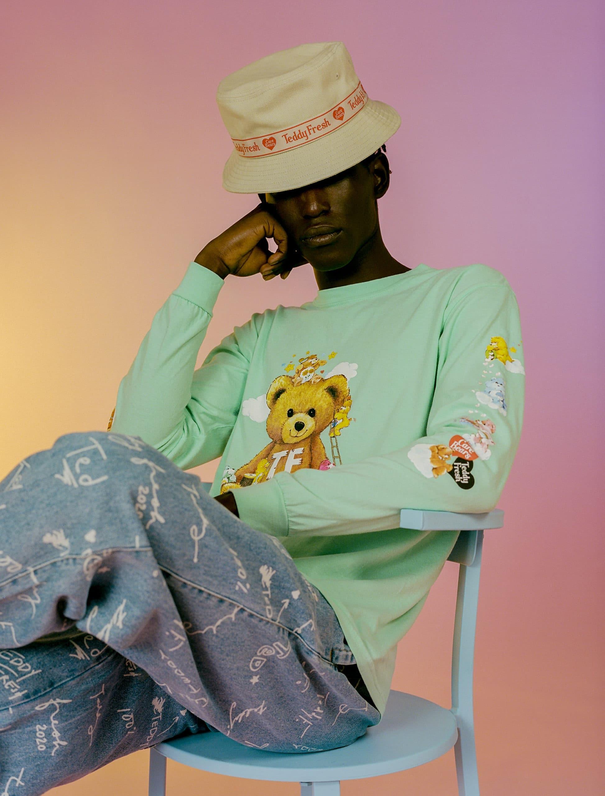 Teddy Fresh x Care Bears