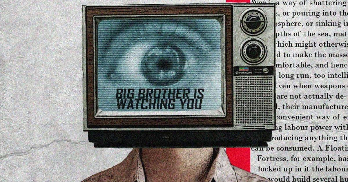 A 1984 TV series based on George Orwell's novel is in the works 20