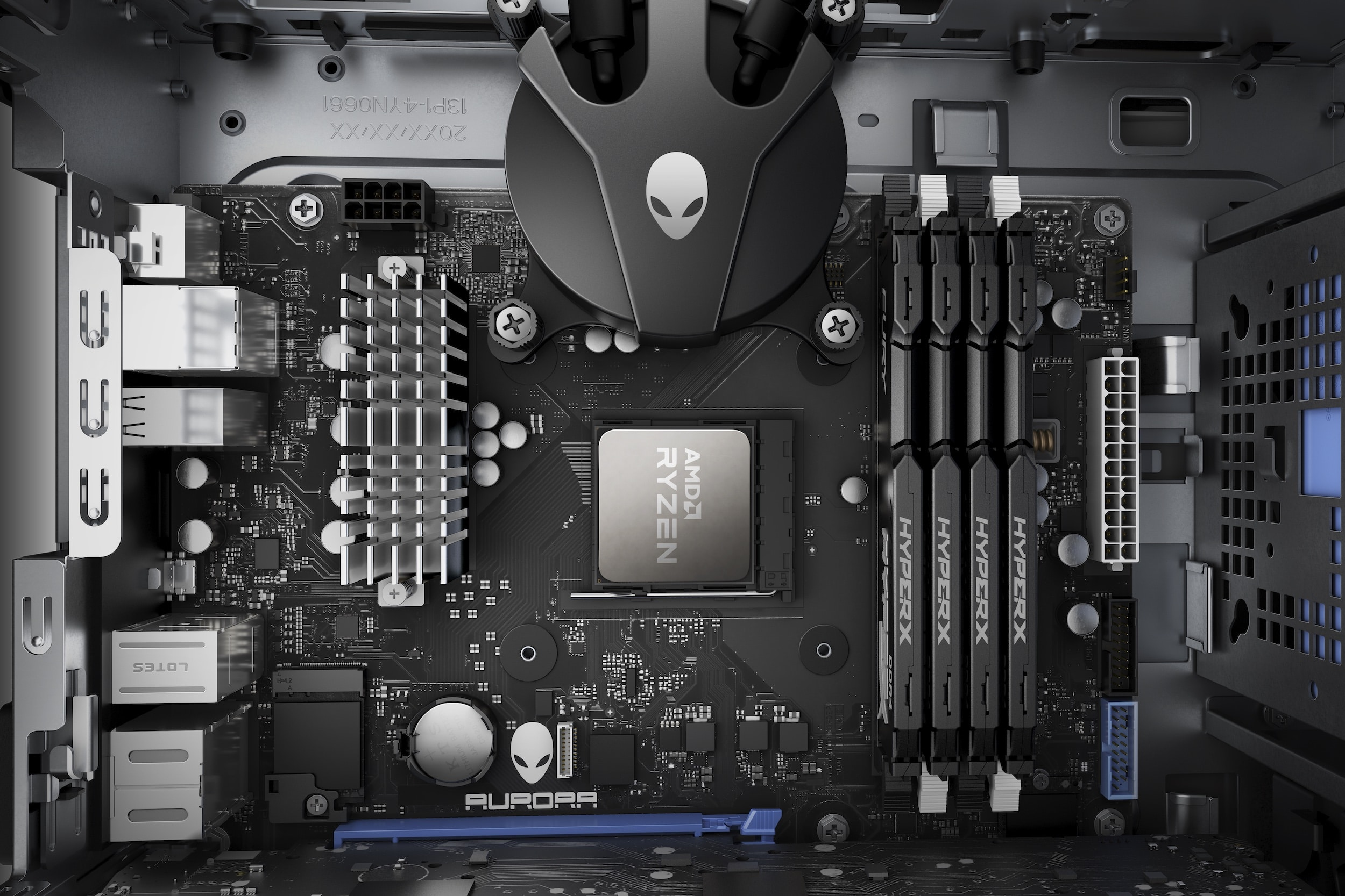 The Alienware m15 and m17 are getting the NVIDIA GeForce RTX 30 11