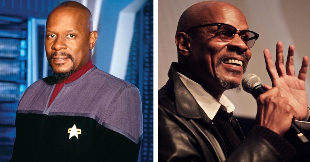 Star Trek actors Then and Now 12