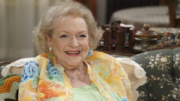 Betty White's birthday