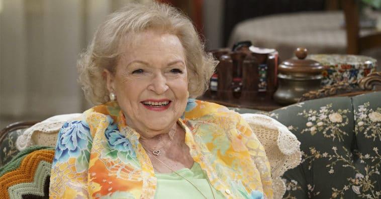 Betty White's birthday