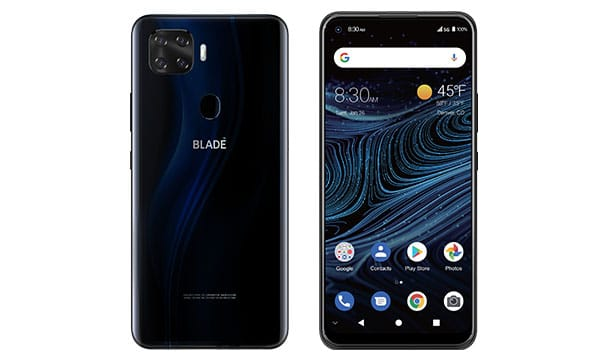 Blade X1 5G for Visible