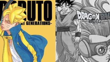 Boruto: Naruto Next Generations and Dragon Ball Super