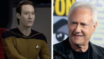Star Trek actors Then and Now 6