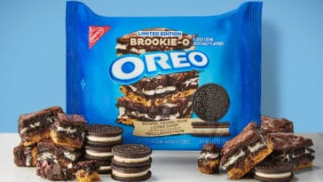 Oreo is ringing in the new year with a Brookie-O flavor 12
