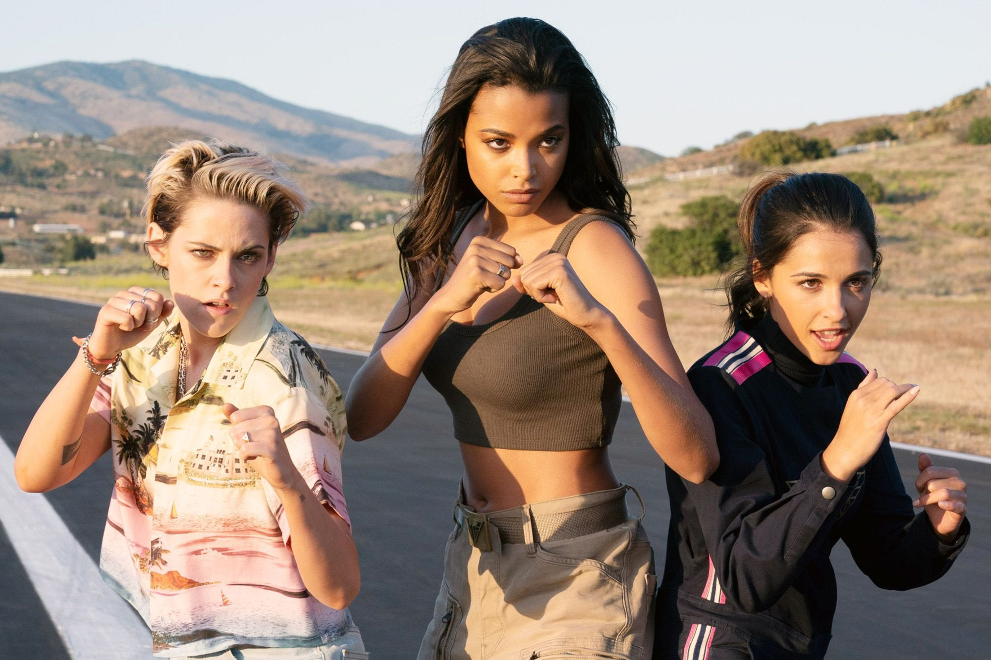 Netflix films with strong female leads: Charlie's Angels