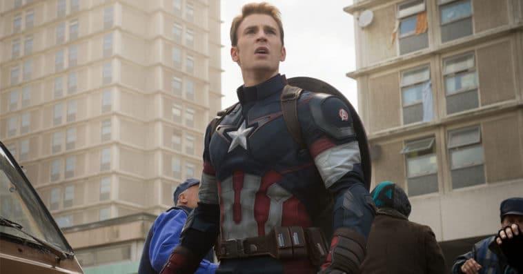 Chris Evans Captain America