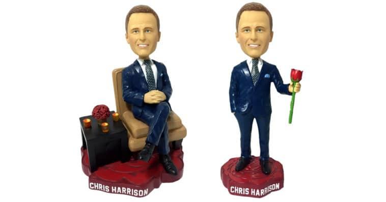 The Bachelor host Chris Harrison gets his own bobbleheads 16