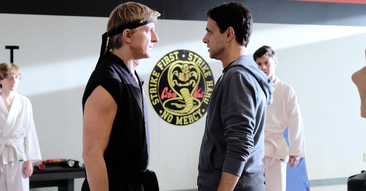 Cobra Kai could be getting a spinoff series 21
