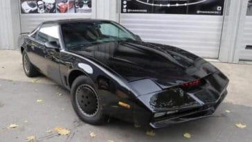 Knight Rider's David Hasselhoff is auctioning off his KITT car 13