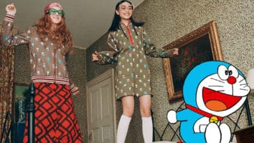 Doraemon x Gucci collection celebrates Chinese New Year with over 50 adorable items 14