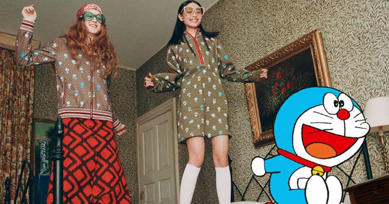 Doraemon x Gucci collection celebrates Chinese New Year with over 50 adorable items 16