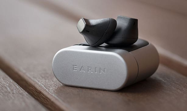 The Earin A-3's are nearly invisible wireless earbuds 20