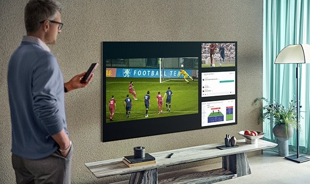 """Samsung's """"The Wall"""" MicroLED TV just became a lot more practical 17"""